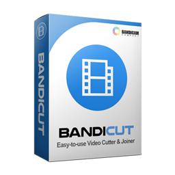 動画編集ソフトbandicut バンディカット の無料ダウンロード